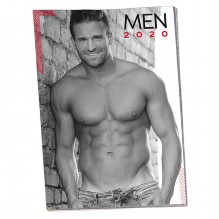 PIN UP Kalender Mannen 2016