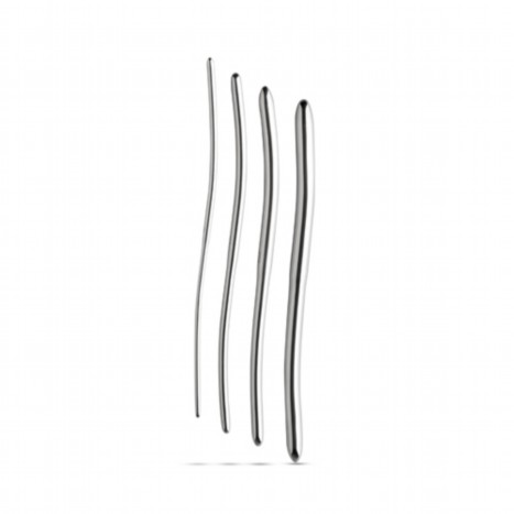 Dilator Set 4 Stuks - 4 - 9 mm